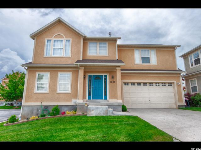 6852 W Grevillea Ln S, West Jordan, UT 84084 (#1612367) :: Bustos Real Estate   Keller Williams Utah Realtors