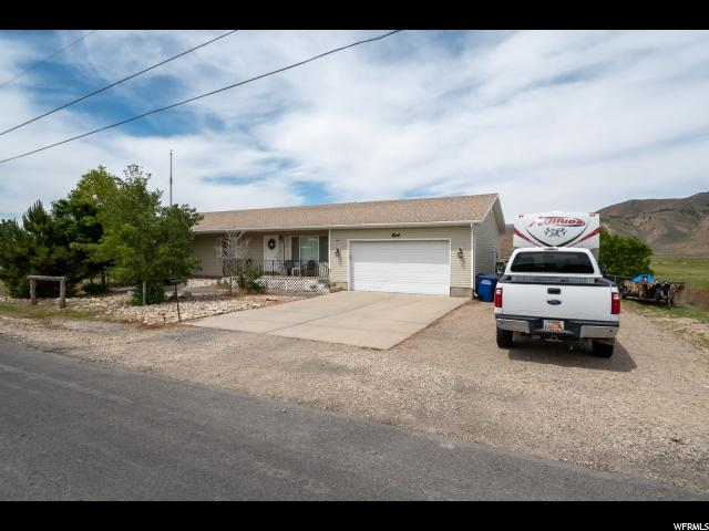 110 S Don't Walk St W, Stockton, UT 84071 (#1612369) :: Action Team Realty