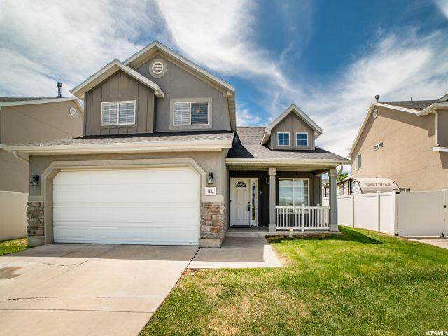 7432 6670 W, West Jordan, UT 84081 (#1612467) :: Bustos Real Estate   Keller Williams Utah Realtors