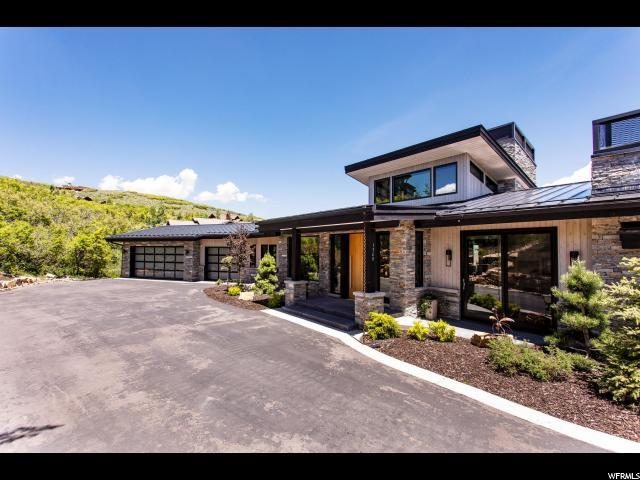 1360 Snow Berry St, Park City, UT 84098 (#1612491) :: The Canovo Group