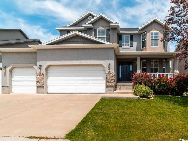 6768 Haven Maple Dr, West Jordan, UT 84081 (#1612511) :: Bustos Real Estate   Keller Williams Utah Realtors