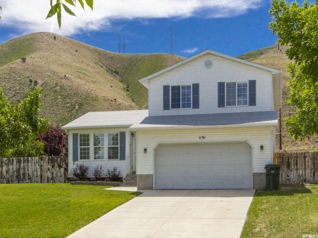 1191 S Highnoon W, Tooele, UT 84074 (#1612527) :: Big Key Real Estate