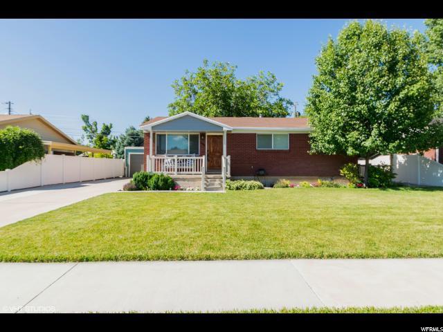 1066 W 450 N, Provo, UT 84601 (#1612536) :: Big Key Real Estate