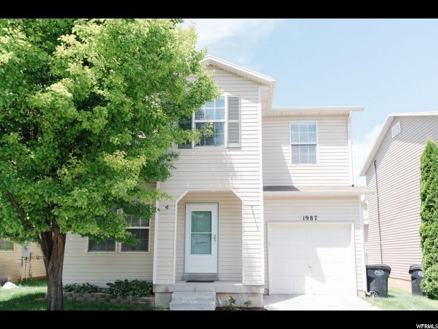 1987 N 2165 W, Clinton, UT 84015 (#1612577) :: Bustos Real Estate | Keller Williams Utah Realtors