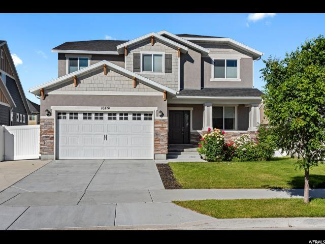 10714 S Harvest Pointe Dr W, South Jordan, UT 84095 (#1612583) :: The Canovo Group