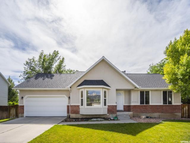 2321 N 940 E, Lehi, UT 84043 (#1612671) :: Big Key Real Estate