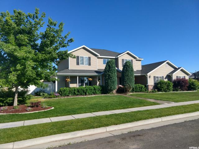 653 W 1450 N, Brigham City, UT 84302 (#1612717) :: The Canovo Group
