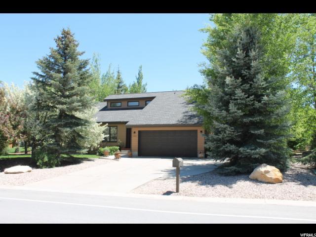 4928 N Silver Springs W, Park City, UT 84098 (MLS #1612732) :: High Country Properties