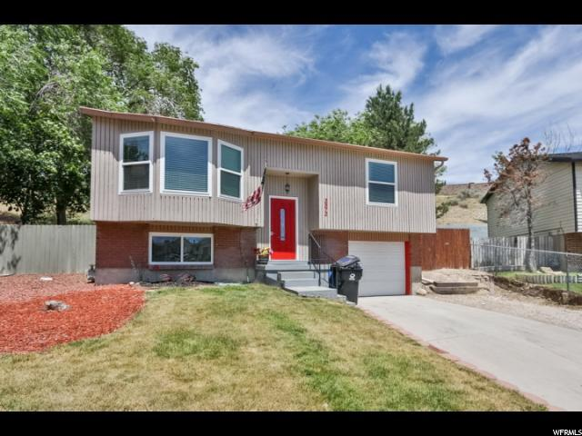 3572 W Crown St, Taylorsville, UT 84129 (#1612760) :: Action Team Realty