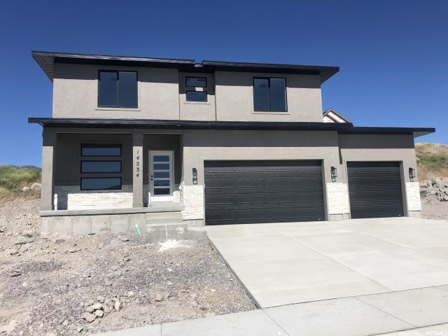 14234 S Brook Heights Cir, Herriman, UT 84096 (#1612832) :: Bustos Real Estate | Keller Williams Utah Realtors