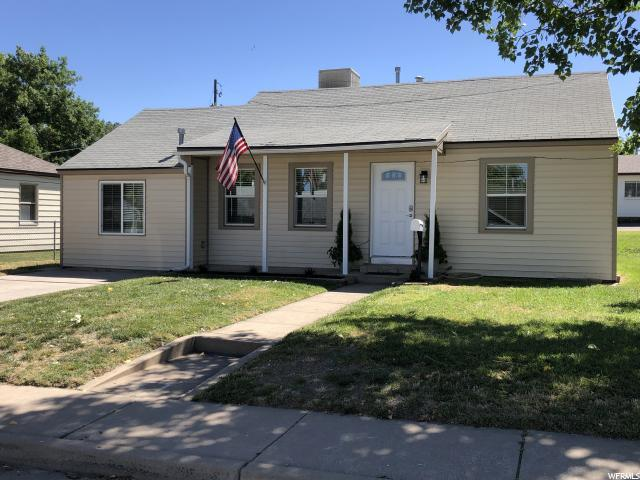 1808 N 200 W, Sunset, UT 84015 (MLS #1612933) :: Lawson Real Estate Team - Engel & Völkers