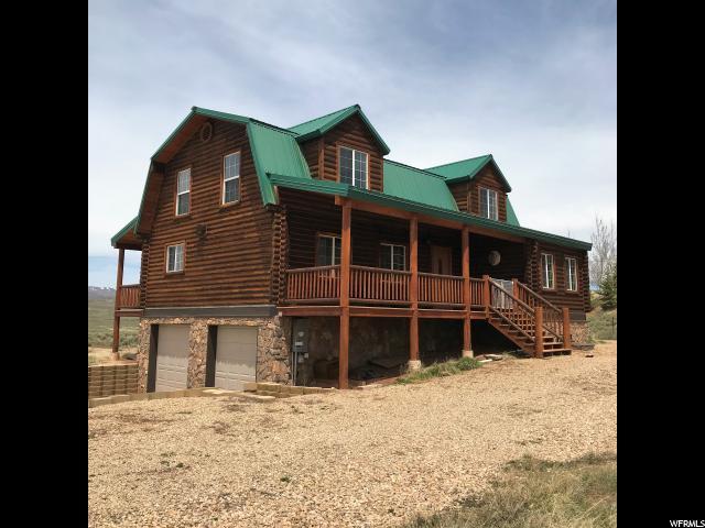 7661 E Mountain Ridge Dr, Heber City, UT 84032 (MLS #1612963) :: High Country Properties