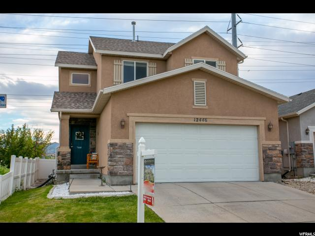 12446 S Mossberg Dr, Herriman, UT 84096 (#1613038) :: Action Team Realty