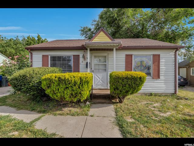 1293 W 500 S, Salt Lake City, UT 84104 (#1613057) :: Big Key Real Estate