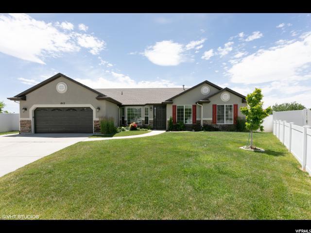 1013 Witney Cir, North Salt Lake, UT 84054 (MLS #1613066) :: Lawson Real Estate Team - Engel & Völkers