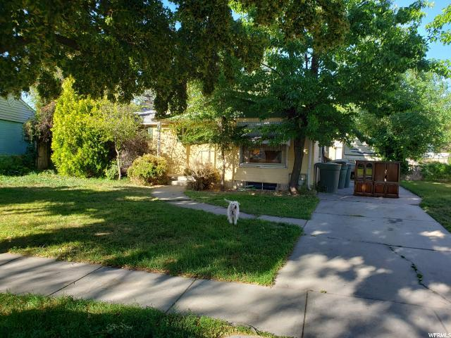 955 S Cheyenne St W, Salt Lake City, UT 84104 (#1613069) :: Big Key Real Estate