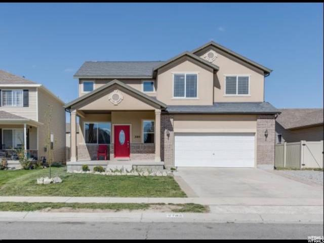 2183 E Frontier N, Eagle Mountain, UT 84005 (#1613072) :: Action Team Realty