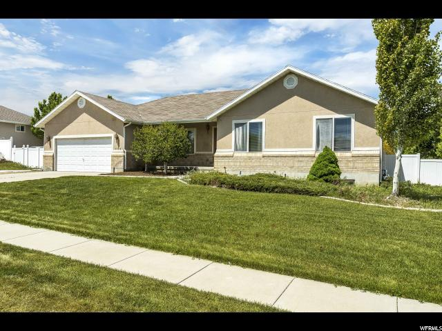 4728 W Nebo Dr, West Jordan, UT 84088 (#1613103) :: Bustos Real Estate | Keller Williams Utah Realtors
