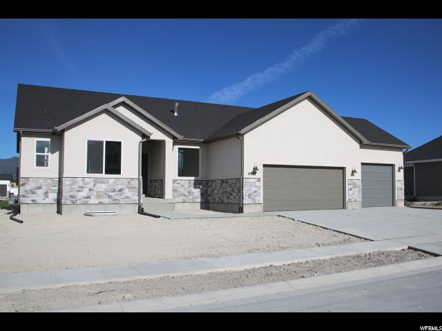 4907 N Sage Park Dr E, Eagle Mountain, UT 84005 (#1613129) :: Red Sign Team