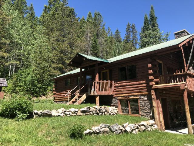 2750 Bedford-Turnerville Rd, Bedford, WY 83112 (#1613178) :: The Canovo Group