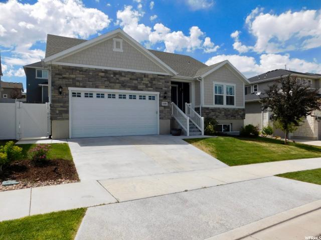 14482 S River Chase Rd W, Herriman, UT 84096 (MLS #1613185) :: Lawson Real Estate Team - Engel & Völkers