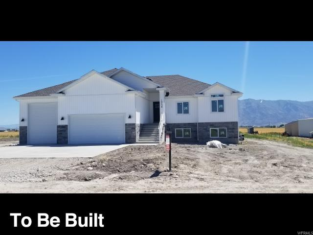 10826 N 8400 W, Tremonton, UT 84337 (#1613209) :: Red Sign Team