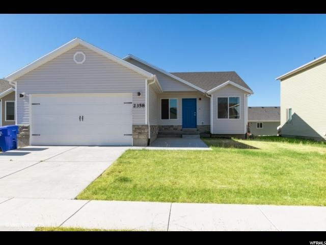 2358 E Jim Bridger Dr, Eagle Mountain, UT 84005 (#1613294) :: goBE Realty