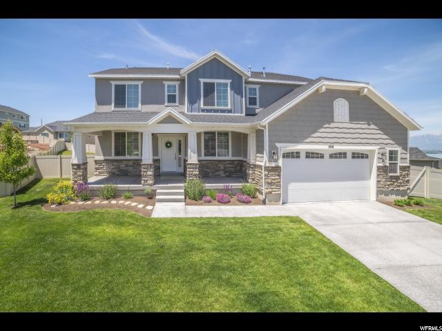 508 W Fox Creek Cir, Saratoga Springs, UT 84045 (#1613339) :: Exit Realty Success
