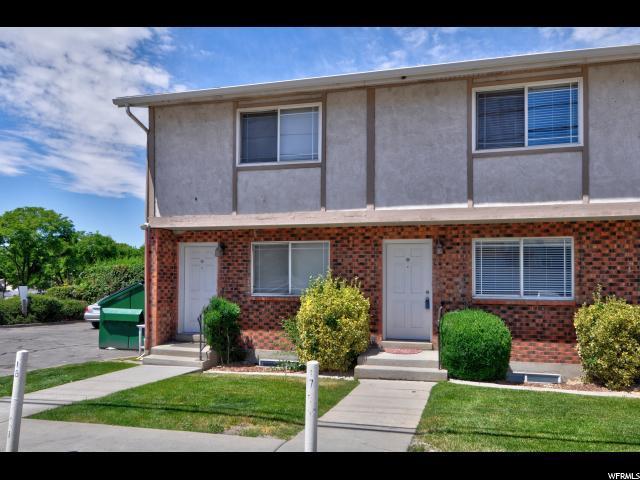 556 W 800 N #19, Provo, UT 84601 (#1613375) :: Big Key Real Estate