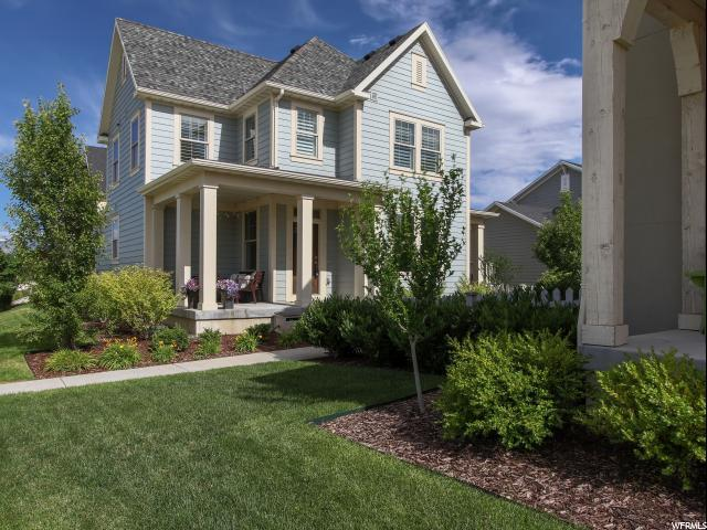 10213 S Crow Wing Dr W, South Jordan, UT 84095 (#1613457) :: Big Key Real Estate