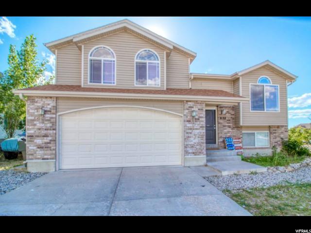 822 S 940 W, Tooele, UT 84074 (#1613466) :: Big Key Real Estate
