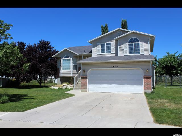 1479 N 2425 W, Layton, UT 84041 (MLS #1613470) :: Lawson Real Estate Team - Engel & Völkers