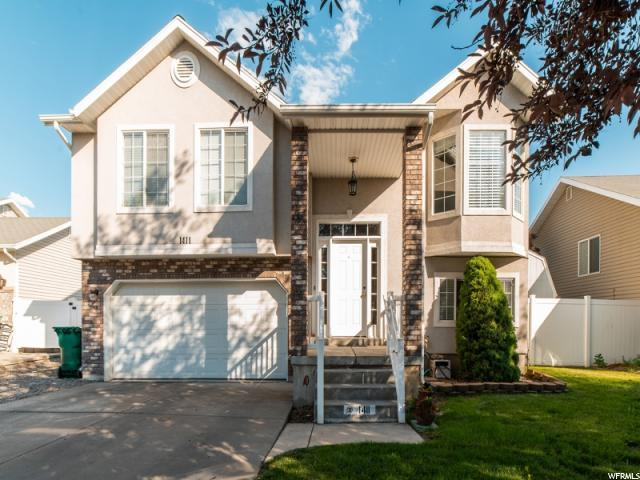 1411 W Silvercreek Dr, Layton, UT 84041 (#1613566) :: Bustos Real Estate | Keller Williams Utah Realtors