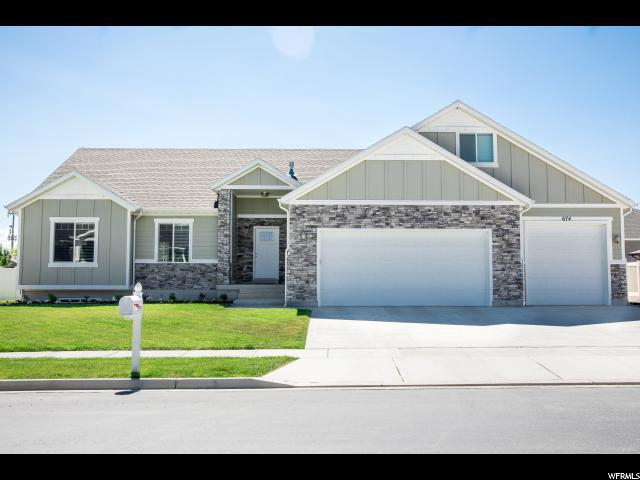 674 S 3300 W, Syracuse, UT 84075 (#1613627) :: Red Sign Team