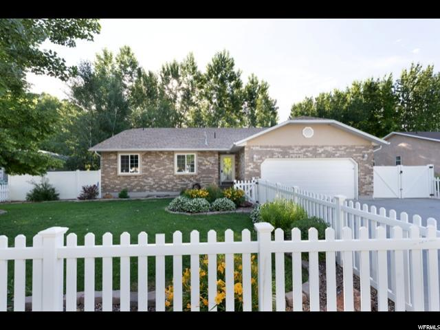1603 S 1150 W, Vernal, UT 84078 (#1613648) :: Bustos Real Estate | Keller Williams Utah Realtors