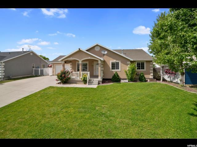 1425 Raptor Rd, Eagle Mountain, UT 84005 (#1613656) :: Red Sign Team