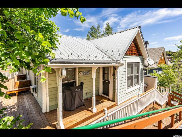 316 Woodside Ave, Park City, UT 84060 (#1613675) :: The Fields Team