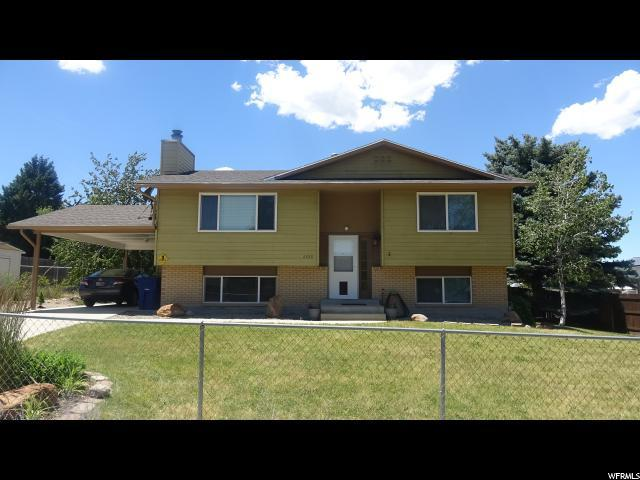 4488 S Woodgrove Dr W, Salt Lake City, UT 84120 (#1613724) :: Colemere Realty Associates