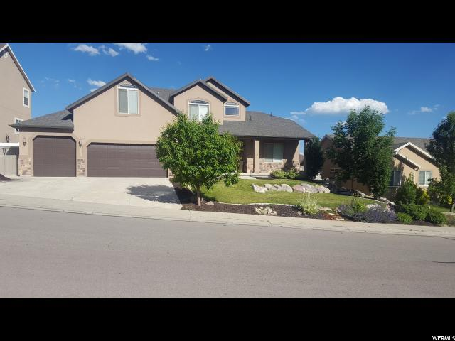 9006 N Clubhouse Ln, Eagle Mountain, UT 84005 (#1613769) :: Exit Realty Success