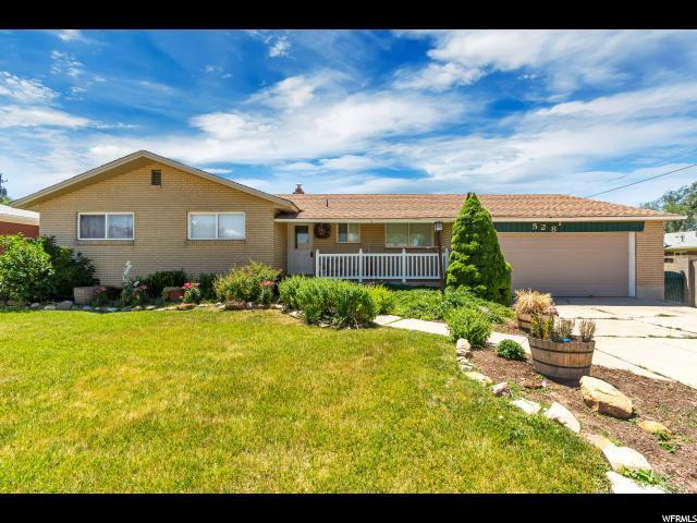 528 E Mingo View Ave, Sandy, UT 84070 (MLS #1613771) :: Lawson Real Estate Team - Engel & Völkers