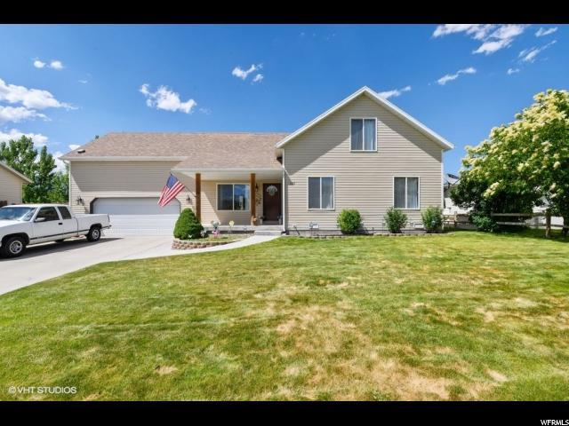 1363 E Hawk Dr N, Eagle Mountain, UT 84005 (#1613783) :: Red Sign Team