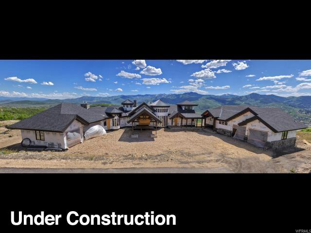 8985 Quail Rdg #4, Park City, UT 84098 (MLS #1613904) :: High Country Properties