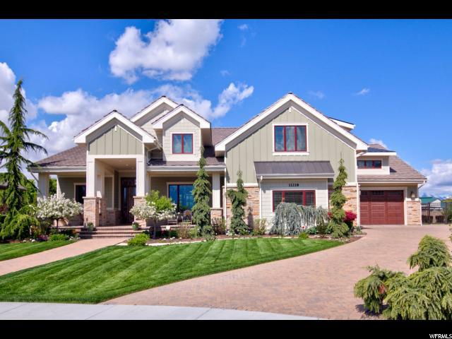 11218 S Pervenche Ln, South Jordan, UT 84095 (#1613943) :: goBE Realty