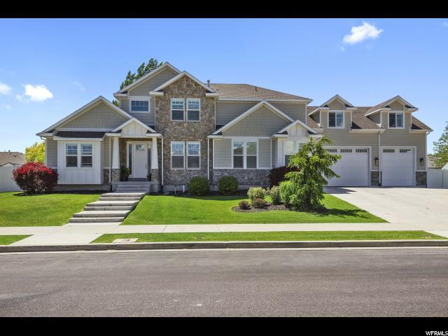 11318 S 2450 W, South Jordan, UT 84095 (MLS #1613981) :: Lawson Real Estate Team - Engel & Völkers