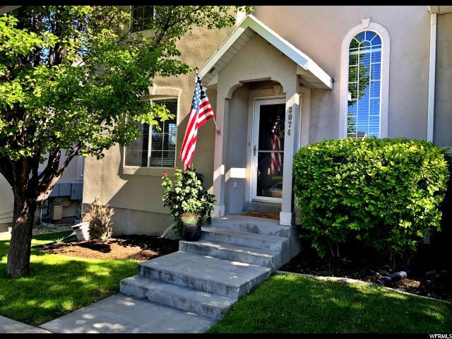 3074 W Davencourt Loop, Lehi, UT 84043 (#1613993) :: Bustos Real Estate | Keller Williams Utah Realtors
