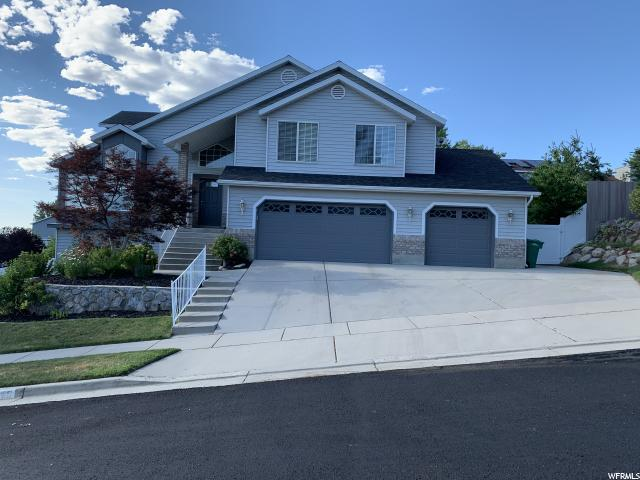 1229 E Autumn Hill Cir S, Sandy, UT 84094 (MLS #1614000) :: Lawson Real Estate Team - Engel & Völkers