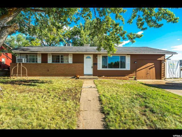 221 W 1300 N, Sunset, UT 84015 (MLS #1614007) :: Lawson Real Estate Team - Engel & Völkers