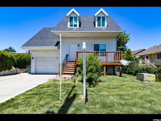 4598 W 3100 S, West Valley City, UT 84120 (#1614051) :: Bustos Real Estate | Keller Williams Utah Realtors