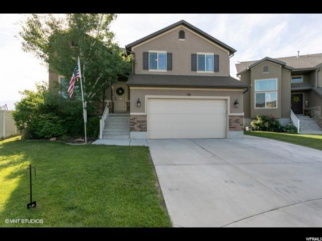 176 N Boston Dr W, North Salt Lake, UT 84054 (MLS #1614182) :: Lawson Real Estate Team - Engel & Völkers