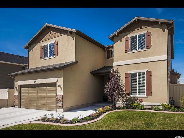 975 N Bexley W, North Salt Lake, UT 84054 (#1614243) :: goBE Realty